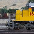 Stock Photo: Coal Freight