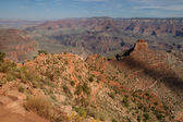 Panorama of Grand Canyon — Stock Photo