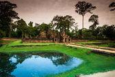 Banteay Srei (The Pink Temple) — Stockfoto