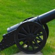 Stock Photo: Old cannon