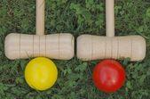 Cricket tools — Stock Photo