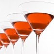 Cosmopolitan Martini — Stock Photo