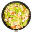 Seafood Pasta — Stock Photo #12116992