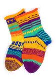Pair of Wool Socks — Stock Photo