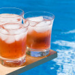 Cranberry Cocktail - Stockfoto
