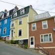 Colorful Houses on the Hill — Stock Photo #12339715