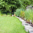 Stock Photo: Landscape Architecture and Garden