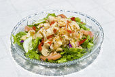 Raw Conch Salad — Stock Photo