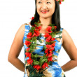 Hawaiian Girl — Stock Photo #12418569