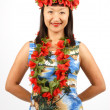 Hawaiian Girl — Stock Photo #12418576