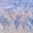 Aerial View of Mountains and Desert — Stock Photo #12674666