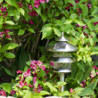 Stock Photo: Solar Garden Lamp