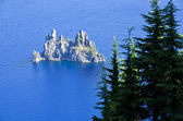 Crater Lake National Park USA — Stock Photo