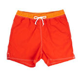 Swim Trunks Isolated on White — Stock Photo