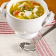 Italian Fish Soup — Stock Photo