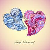 Happy Valentine's day — Vecteur