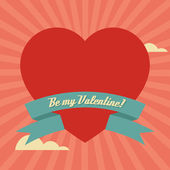 Saint Valentine's day. — Stock Vector