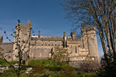 Arundel castle in Sussex — Stock Photo