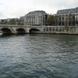 Stock Photo: Paris Bridge