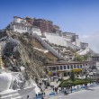 Royalty-Free Stock Photo: Tibet Potala Palace
