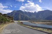 Tibet scenery — Stock Photo