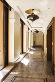 Le couloir de l'hôtel — Photo