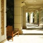 hotellkorridoren — Stockfoto #40992013