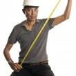 Construction Foreman — Stock Photo