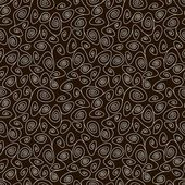Simple chocolate seamless pattern — Stock Vector