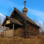 ������, ������: Wooden Chapel of Prophet Elijah XVII century