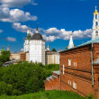 Trinity-Sergius Lavra in Sergiev Posad, Russia - Stock Photo