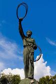 Marin avec corde — Photo
