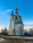 Transfiguration Temple — Stock Photo