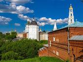 Trinity-Sergius Lavra in Sergiev Posad, Russia — Stock Photo