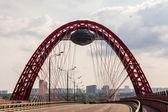The Picturesque Bridge. — Stock Photo