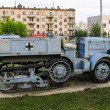 Stock Photo: All-terrain vehicle. Germmilitary vehicles from Second World War