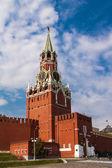 Spasskaya Tower. Moscow Kremlin — Stock Photo