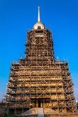 Alexander Nevsky Cathedral in Novotihvinsky monastery. Yekaterinburg. — Stock Photo