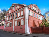 Old House XVII century in Moscow. — Stock Photo