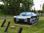 Tank. německá vojenská vozidla z druhé světové války — Stock fotografie