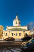 Zvonary、モスクワで聖ニコラスの神殿 — ストック写真