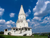 Kolomenskoye. Church of the Ascension, Moscow, Russia — Stock Photo