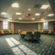 Foto Stock: Large conference room
