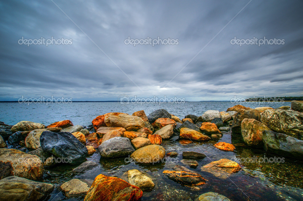 Narragansett Bay Rhode Island Bay Rhode Island Photo
