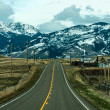 Stock Photo: Rocky Mountains In Montana