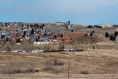 Butte montana — Stock Photo
