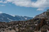 Rocky Mountains In Montana — Stock Photo