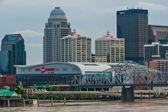 Louisville kentucky — Stock Photo