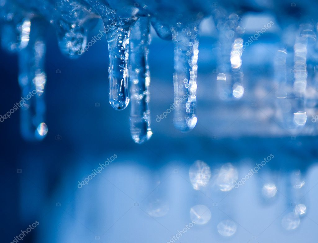 Icicles — Stock Photo #14039172