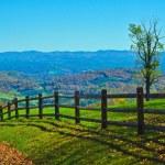 Blue Ridge Mountains — Stock Photo #14041368
